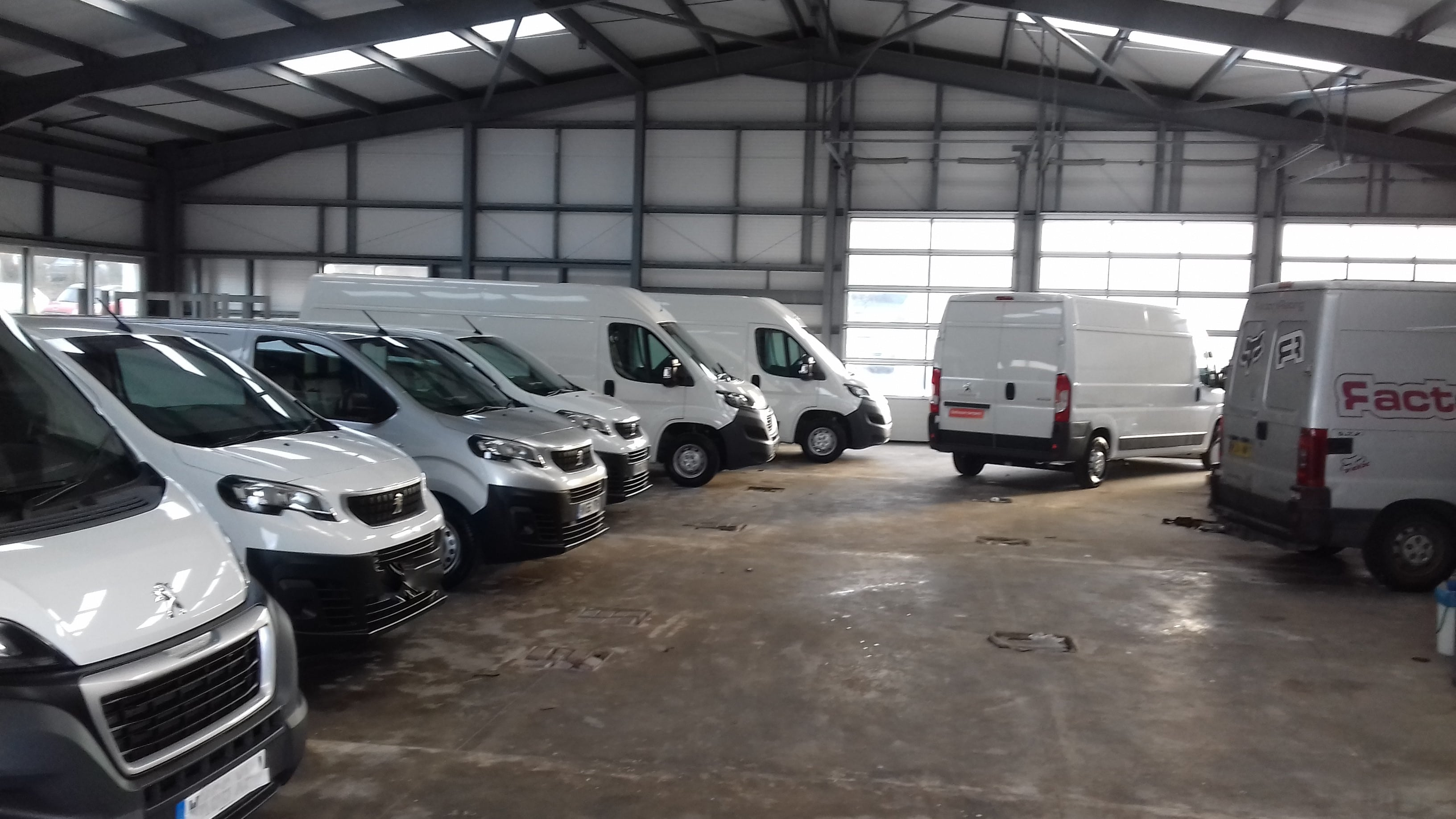 Busy Day In The Van Conversion Workshop Today Cornwall